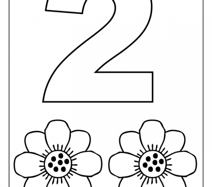 678x600 Learning Printables For Year Olds Coloring Pages