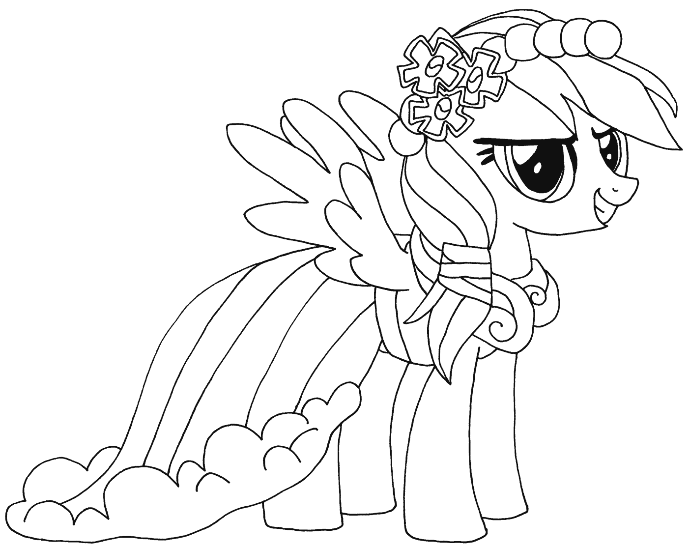 1404x1115 Coloring Pages For Year Old Girls