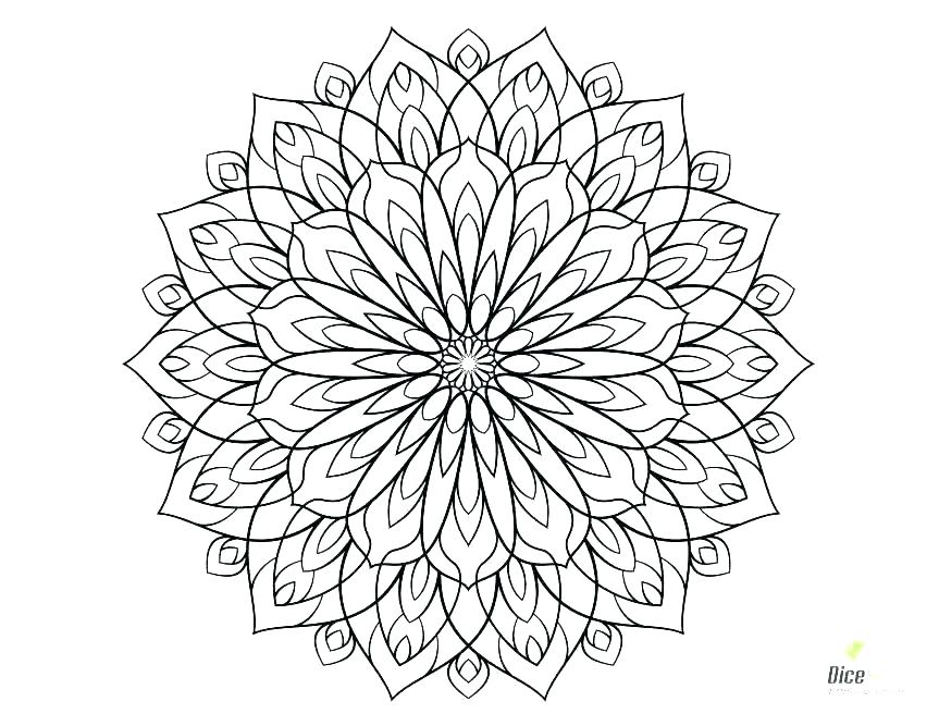 863x667 Coloring Pages For Adults Flowers Vintage Flower Coloring Pages