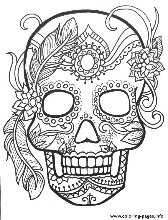 570x744 Luxury Coloring Pages For Adults Flowers Or Flower Mandala