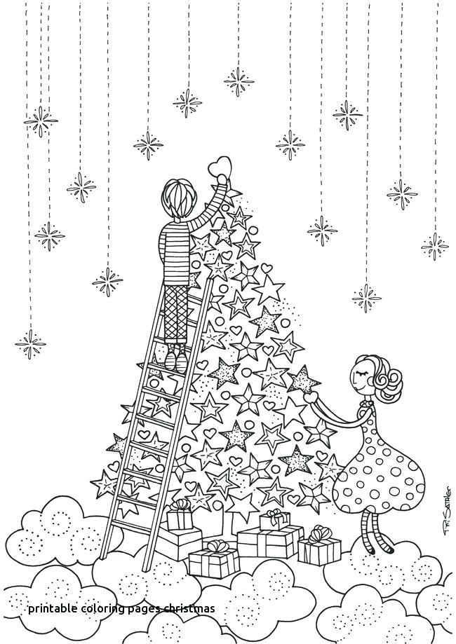 650x919 Pictures Of Christmas Coloring Pages