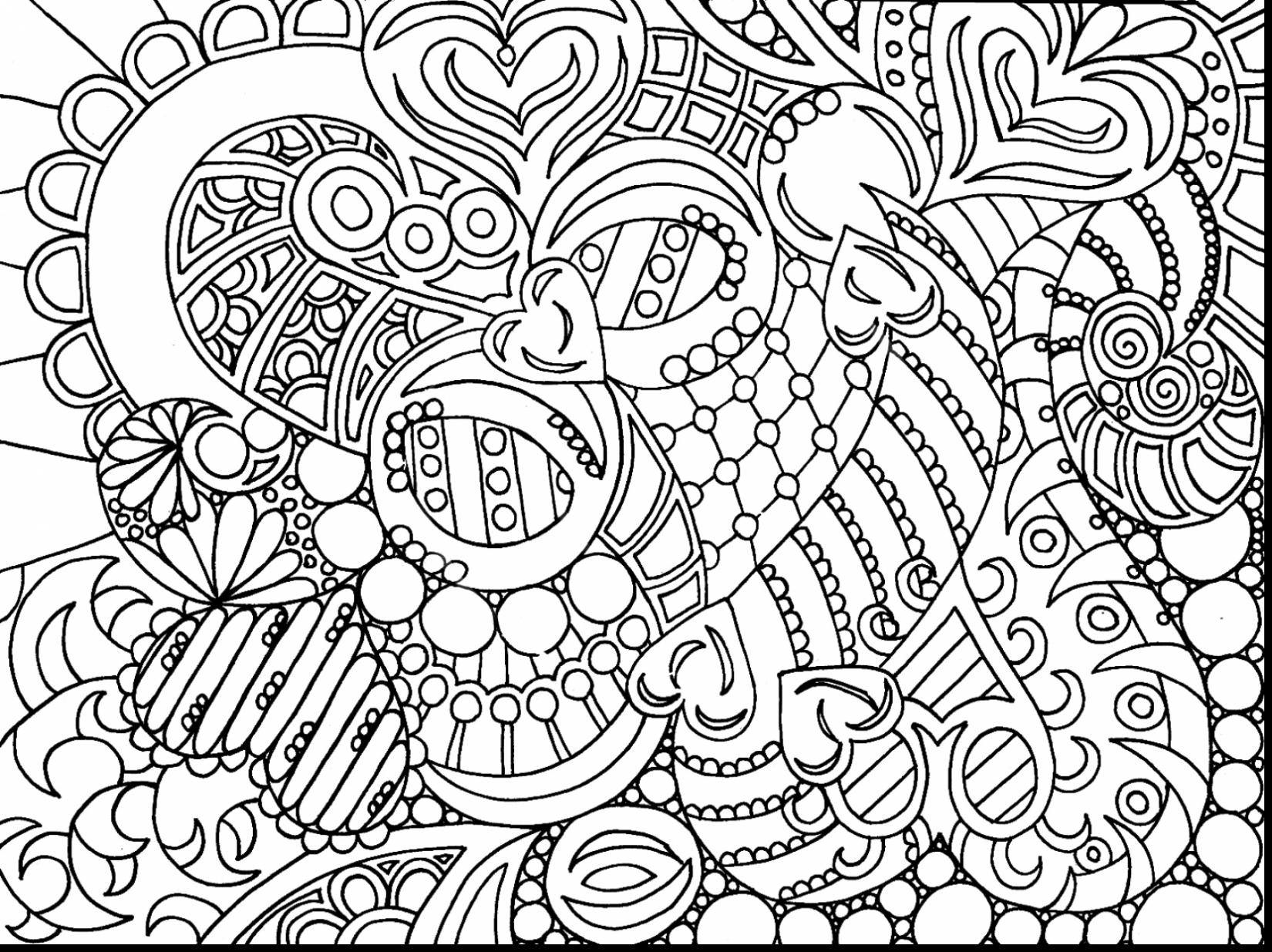 1650x1235 Breakthrough Abstract Coloring Pages For Teena
