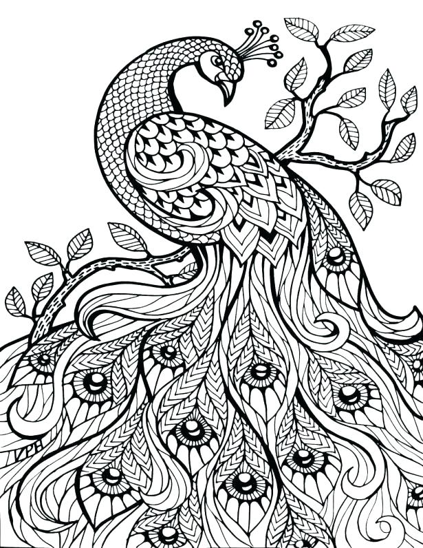 615x796 Abstract Coloring Pages Adults Difficult Coloring Pages
