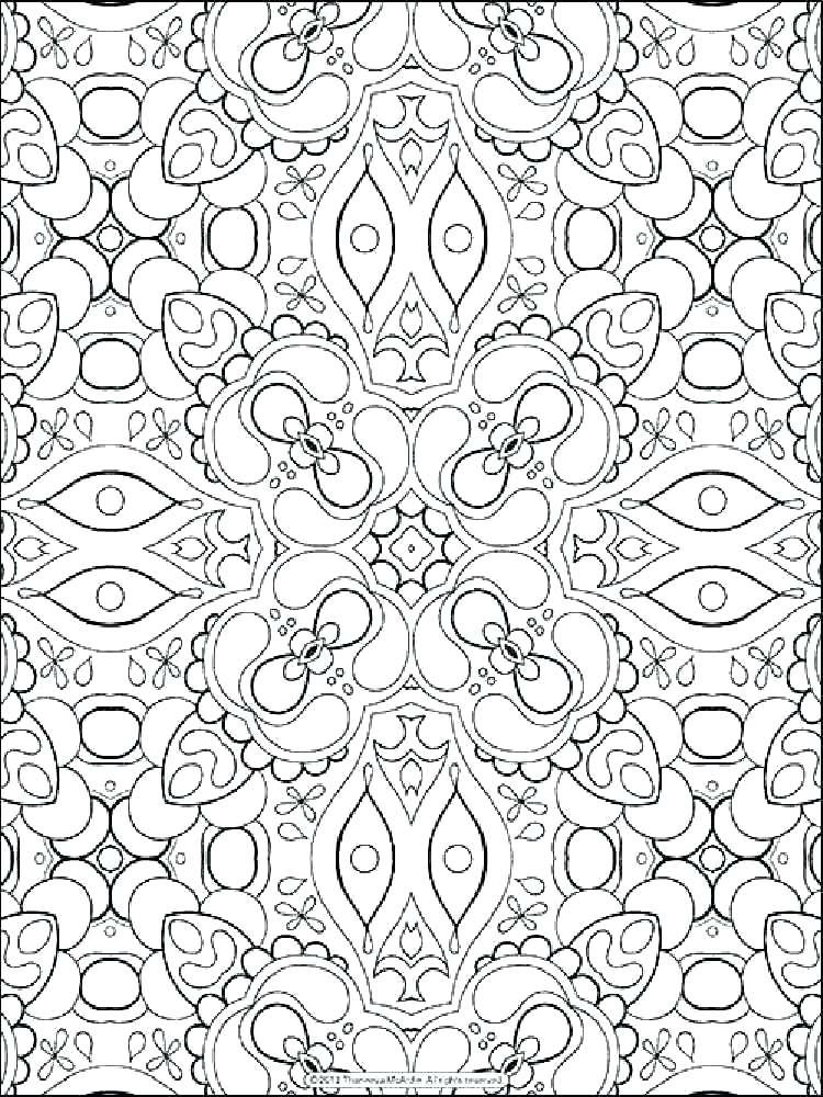 Coloring Pages For Adults Pdf At Getdrawings Com Free For