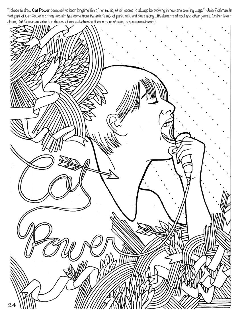 850x1108 Coloring Pages For Adult Women
