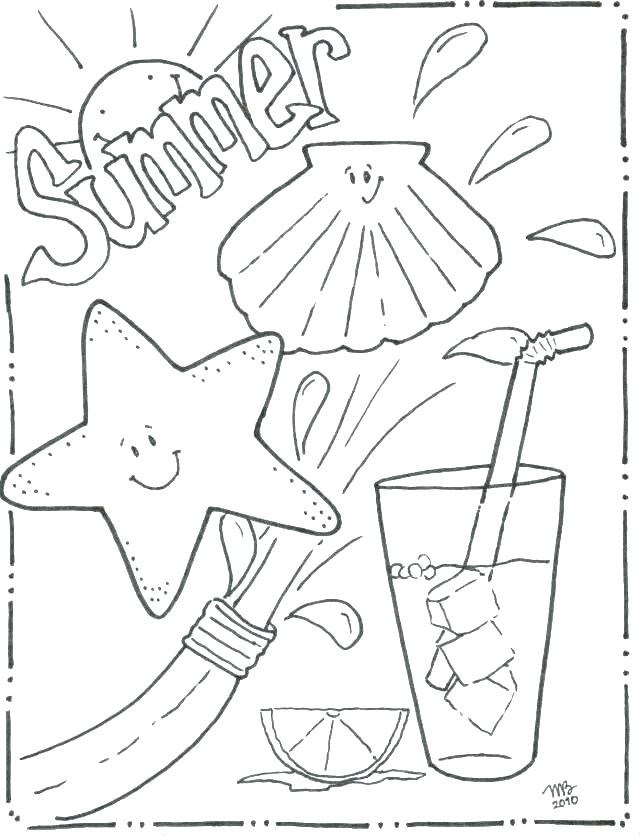 640x836 Cool Coloring Pages For Older Kids Fun Coloring Pictures Here Are