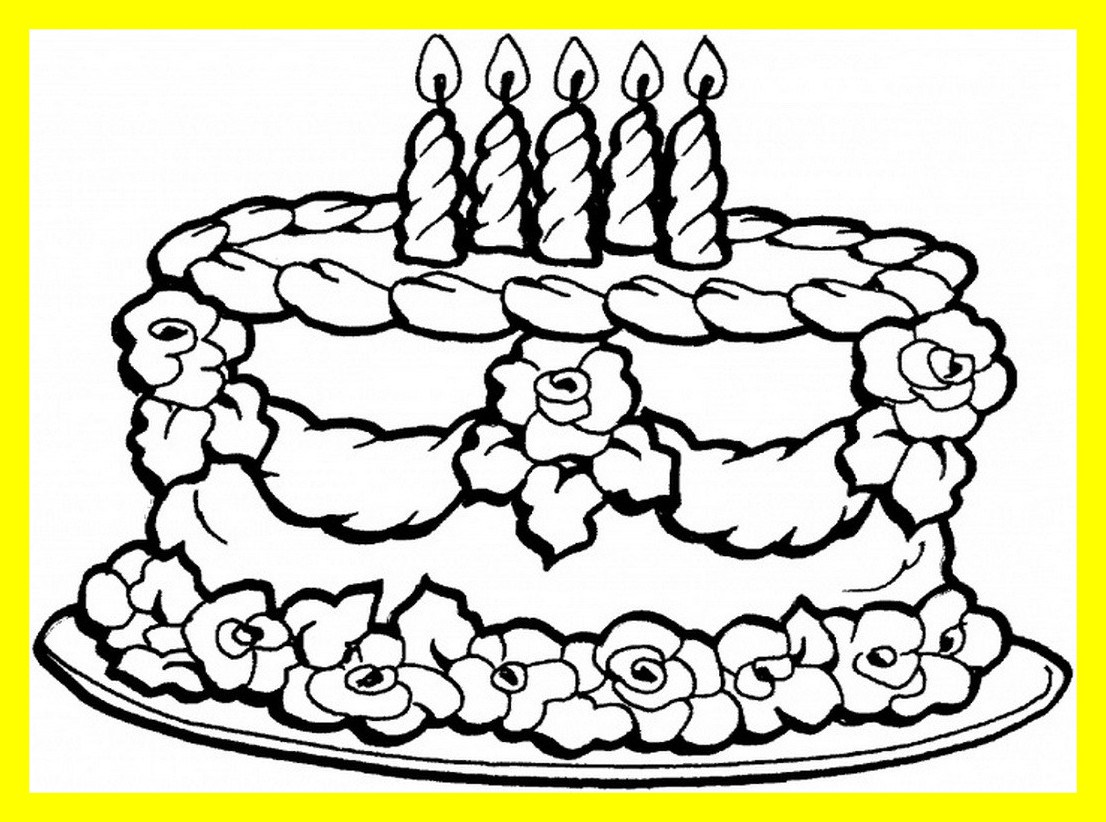 1106x822 Inspiring Birthday Coloring Pages For Aunts Picture Happy Boys