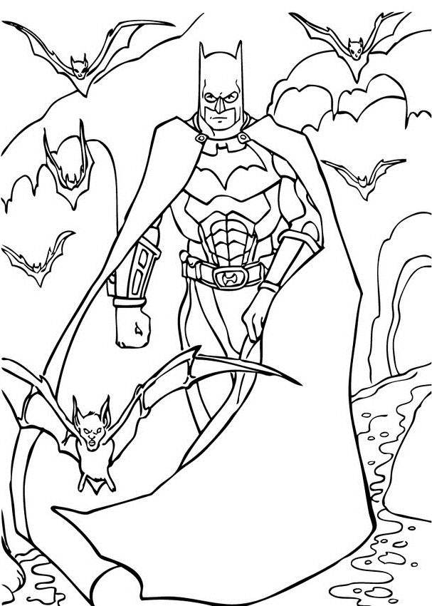 607x850 Coloring Pages For Boys Dr Odd Coloring Pages Boys In Kids