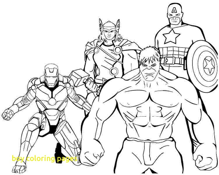 751x600 Boy Coloring Pages With Boys Colouring Pages Boy Coloring Pages
