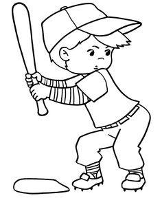 236x288 Sports Coloring Pages