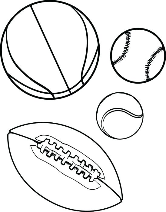 548x700 Sports Themed Coloring Pages Preschool Awesome Basketball