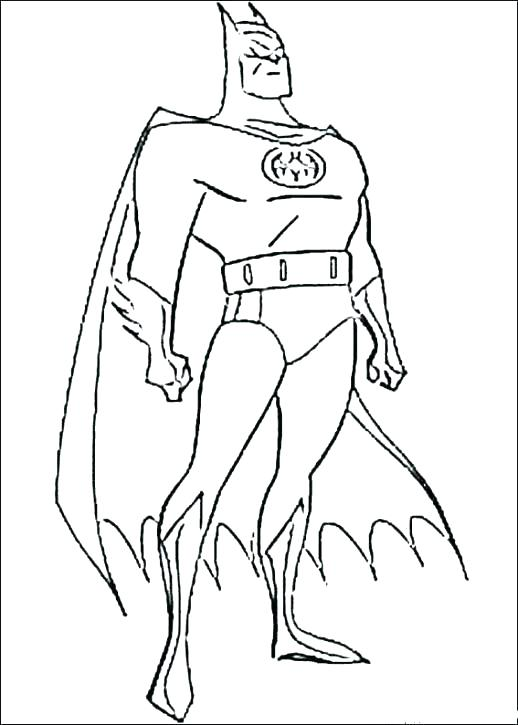 518x725 Superheroes Coloring Pages Superheroes Coloring Pages Superhero