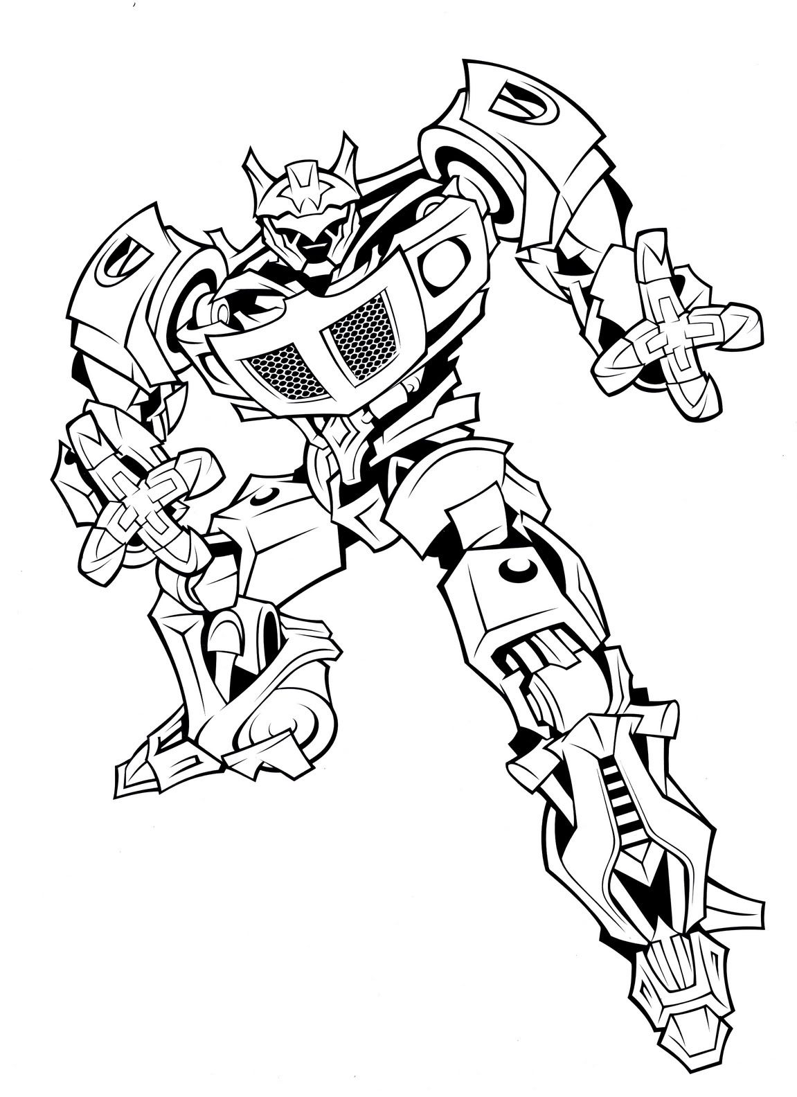 Coloring Pages For Boys Transformers At Getdrawings Com Free For