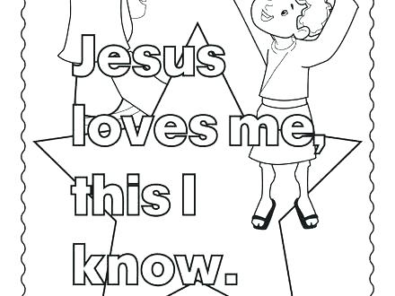 440x330 Childrens Church Coloring Pages Free Coloring Pages Kids Book