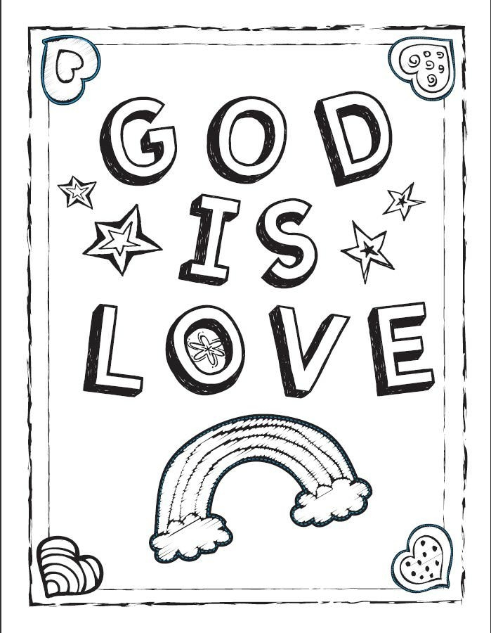 699x900 Childrens Coloring Pages For Church Diy Coloring Page