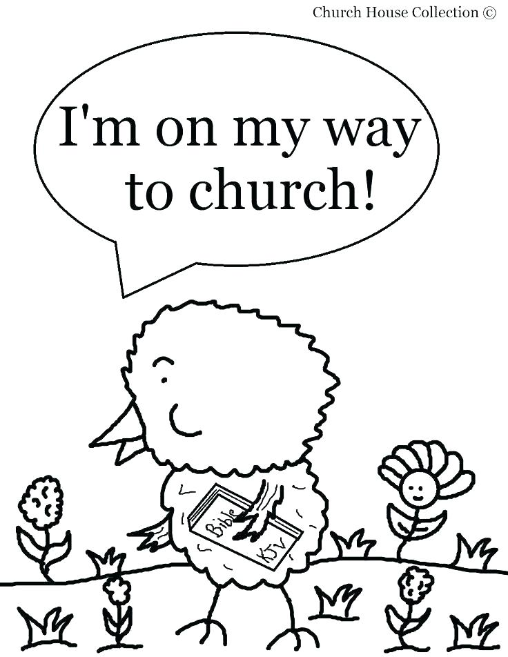 736x952 Church Coloring Pages Inside Of A Church Church Window Colouring
