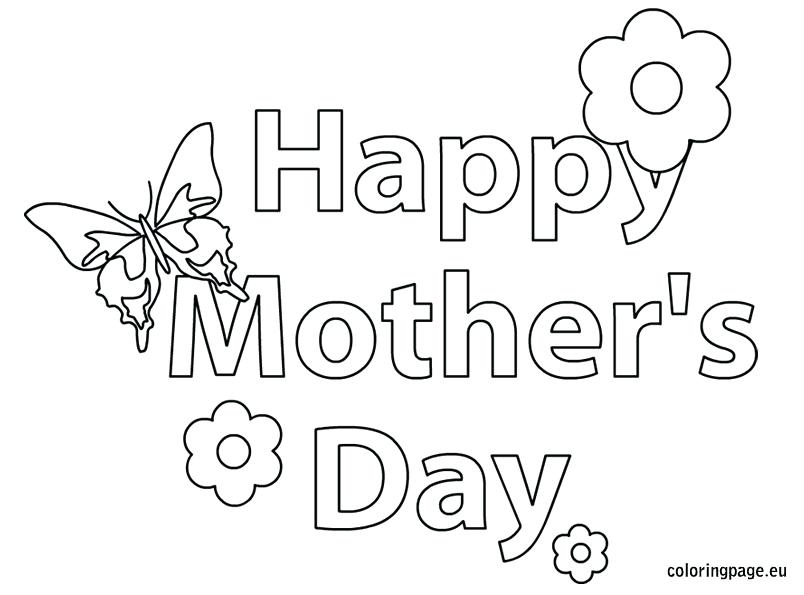 804x595 Mothers Day Coloring Pages For Church Good Mothers Day Coloring