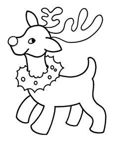 236x288 Christmas Coloring Sheets Printables Easy Pre K Christmas