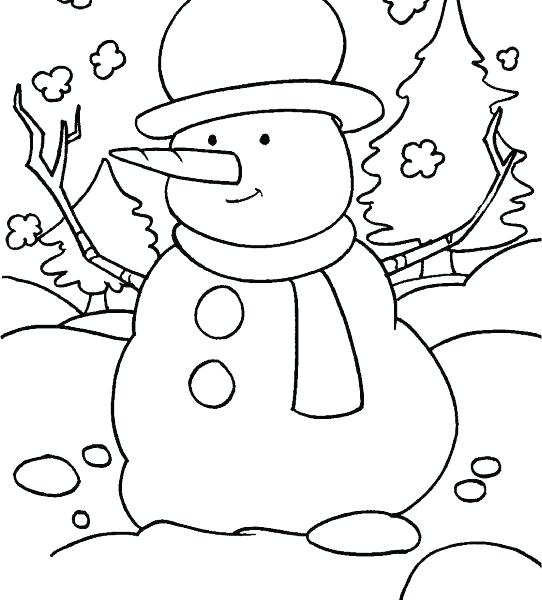 542x600 Christmas Reindeer Coloring Pages