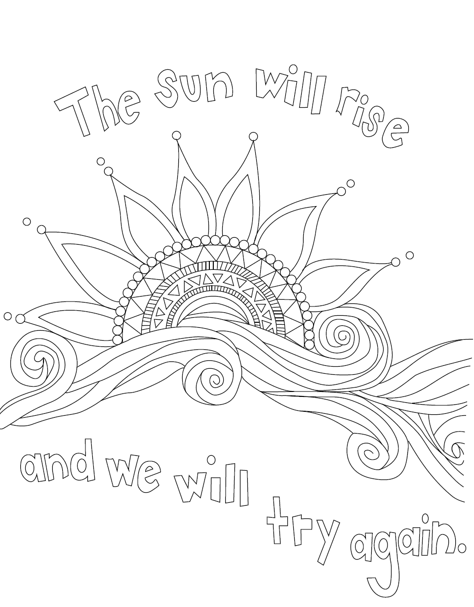 960x1228 Fleming College Students Create New Self Care Colouring