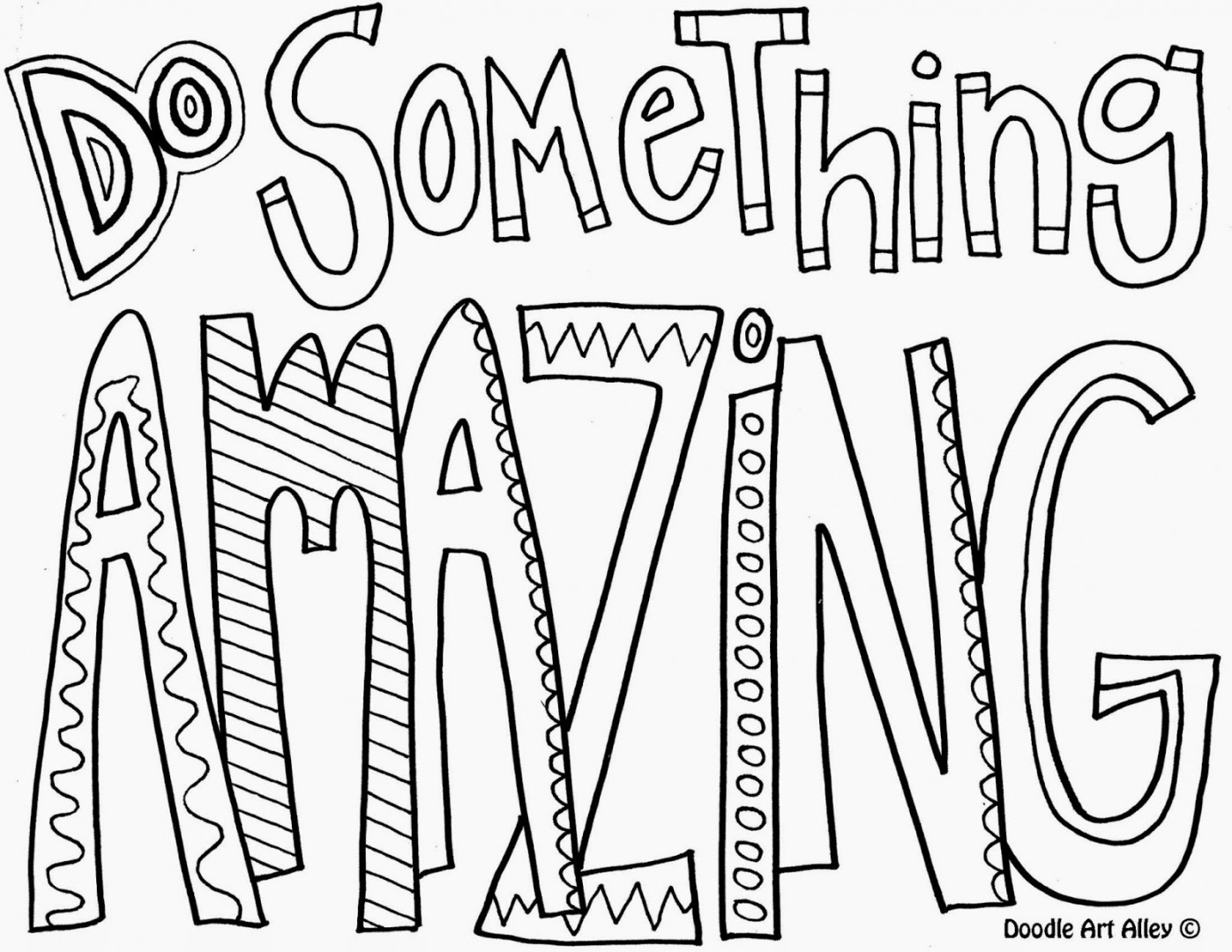 1397x1080 Middle School Coloring Pages Free