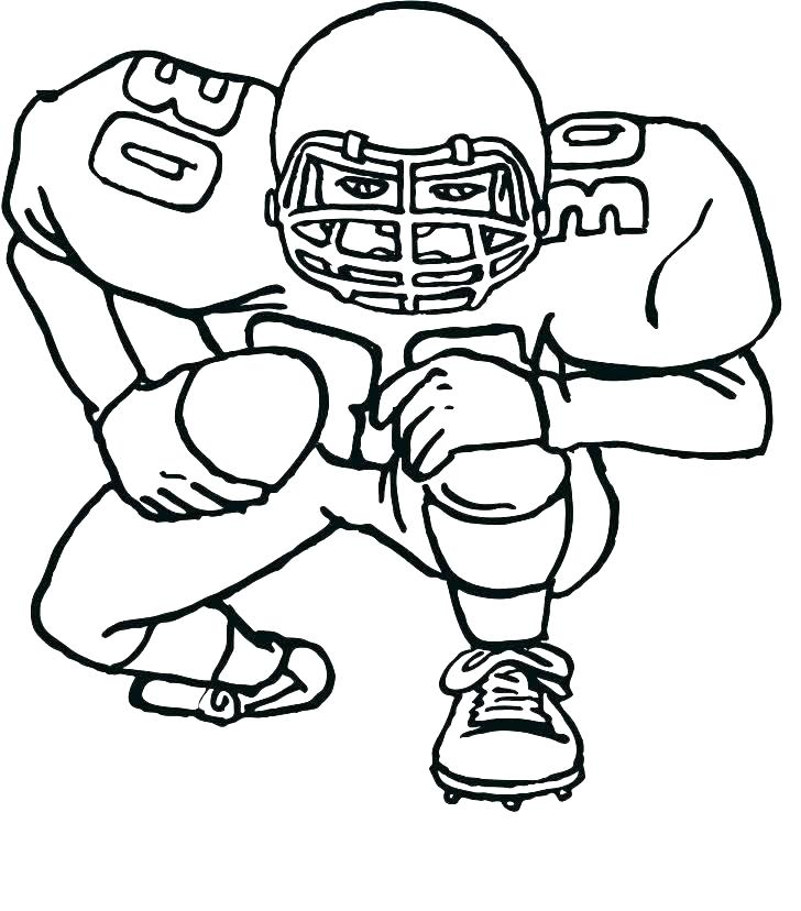 728x828 Printable Coloring Pages College Football Helmets Helmet Team