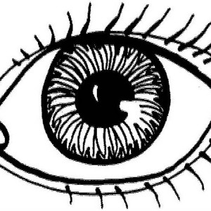 Coloring Pages For Eyes