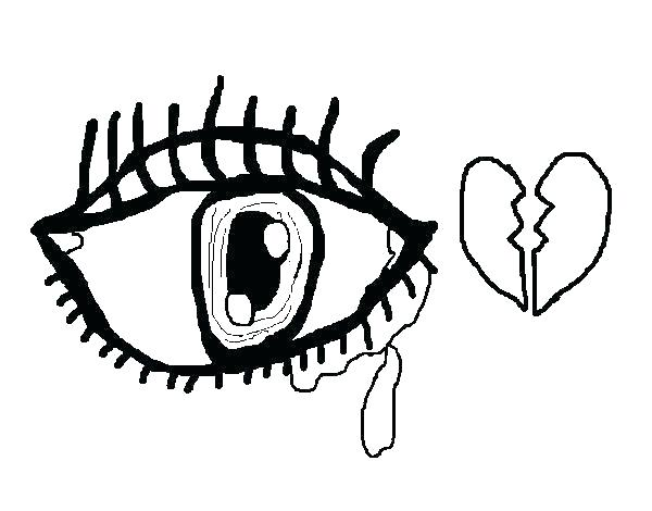 600x470 Eyes Coloring Pages Eyes Coloring Page Eyes Coloring Pages Eyeball