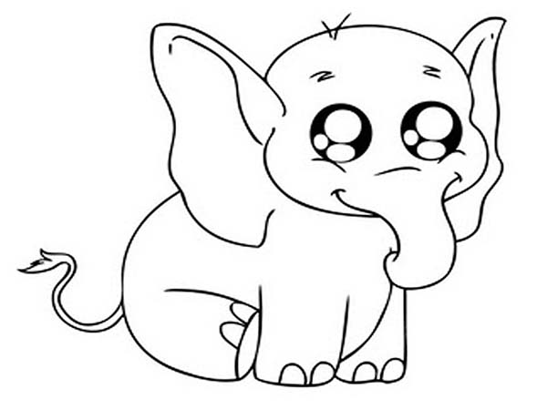 600x450 Big Eye Coloring Pages Coloring Pages Of Animals With Big Eyes