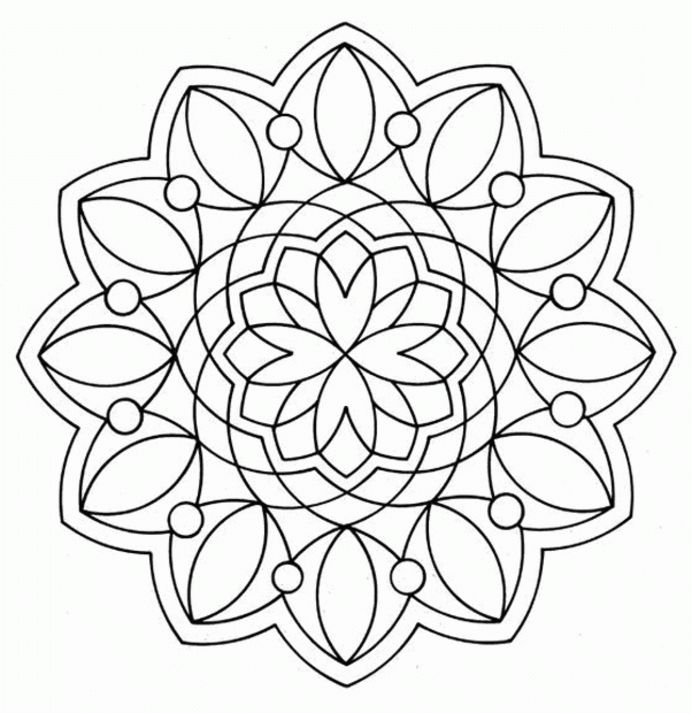 692x713 Coloring Pages For Graders