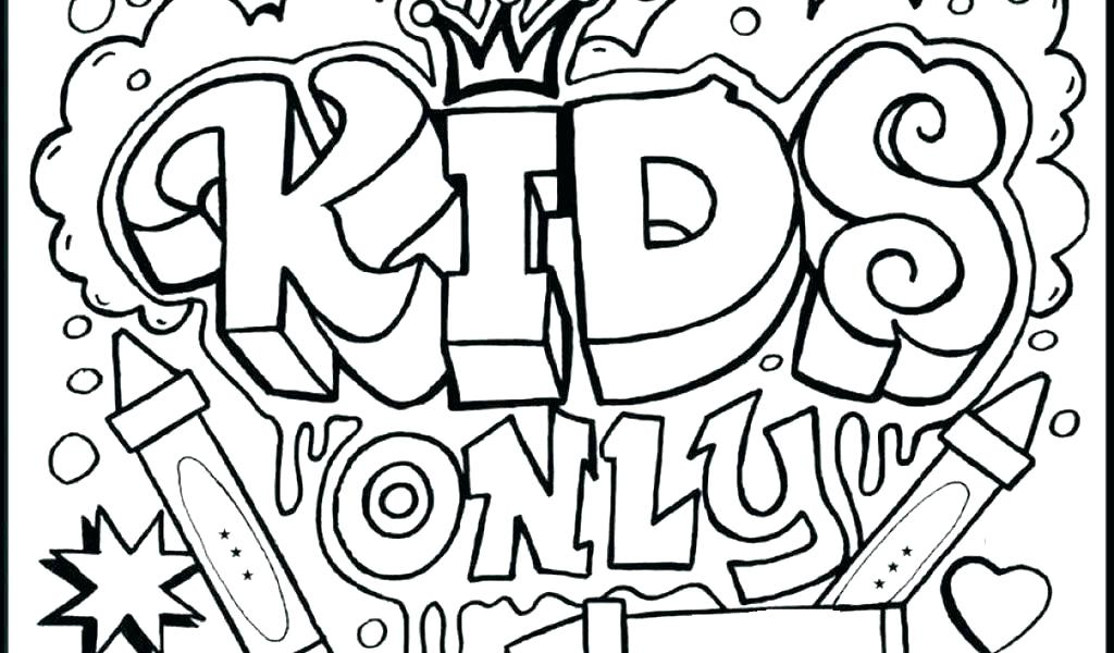 1024x600 Coloring Pages For Graders