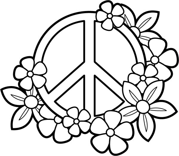 599x522 Easy Coloring Pages For Girls Coloring Pages For Girls Teenagers