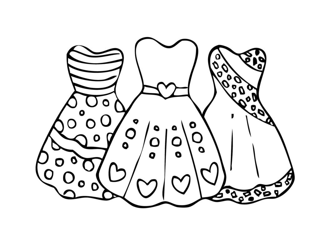 1024x730 Coloring Pages For Girls And Up