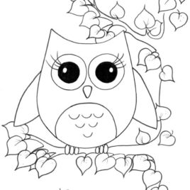 268x268 Coloring Pages For Girls And Up Color Bros