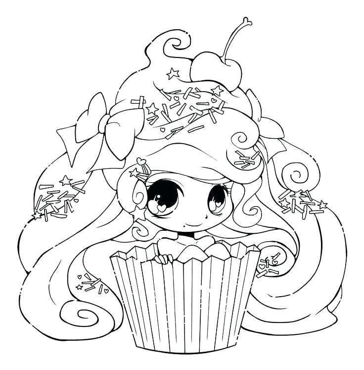 736x747 Anime Coloring Pages