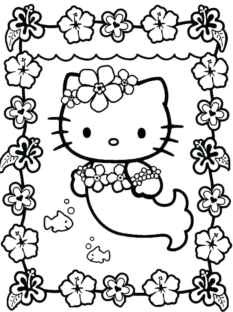 764x1024 Girl Coloring Pages Hard