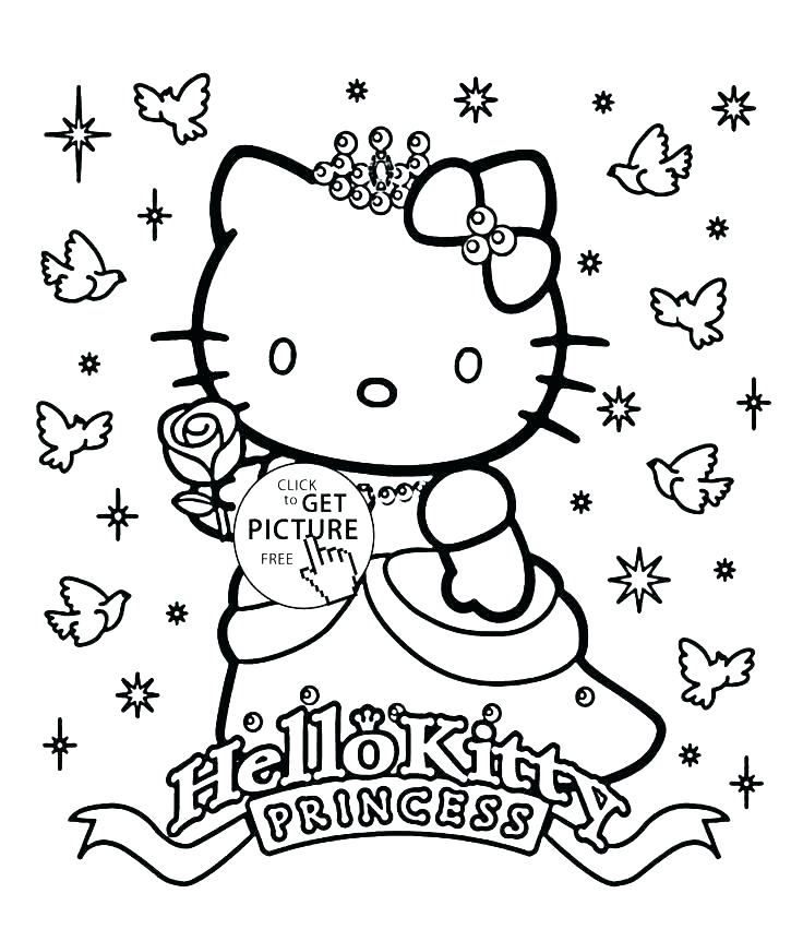 736x862 Printable Coloring Pages Hello Kitty Hello Kitty Printable