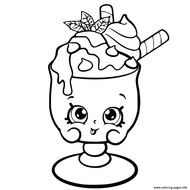 736x736 Shopkins Coloring Pages Pdf For Unique And Rare Coloring Cute