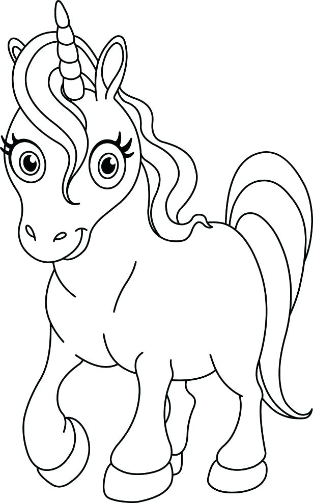 615x988 Free Unicorn Coloring Pages Free Unicorn Coloring Pages