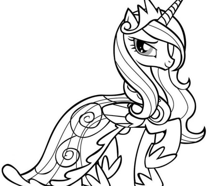 678x600 Printable Unicorn Coloring Pages Coloring Pages