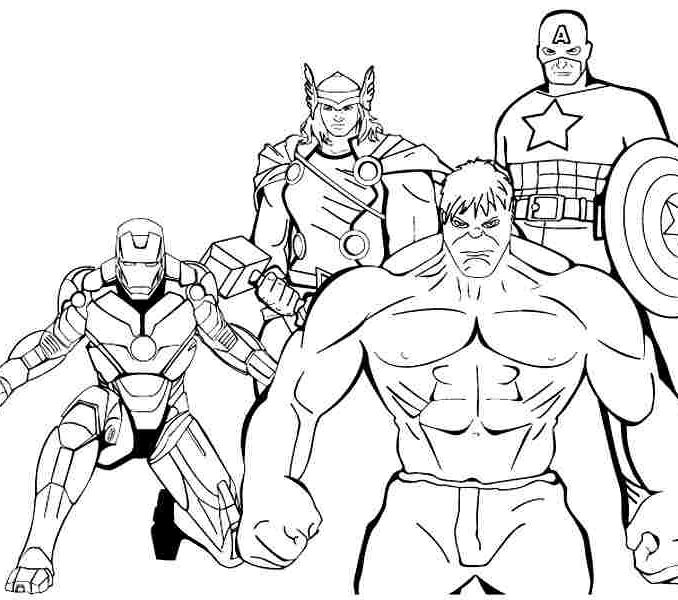 678x600 Coloring Pages For Guys Coloring Sheets For Boys Printable