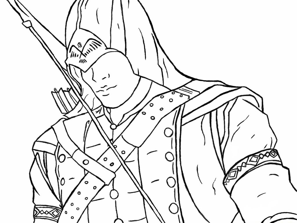 1024x768 Coloring Pages For Men