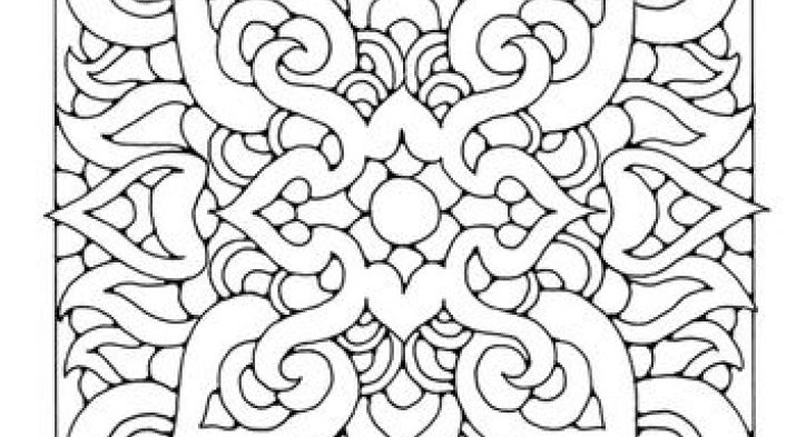724x393 Coloring Pages For Middle School Students