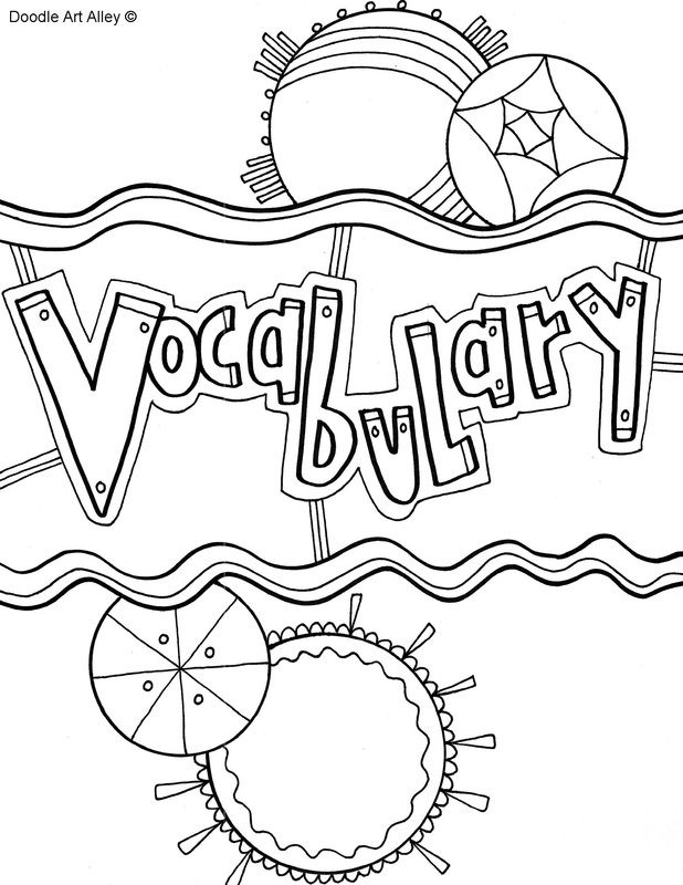 Coloring Pages For Highschool Students
