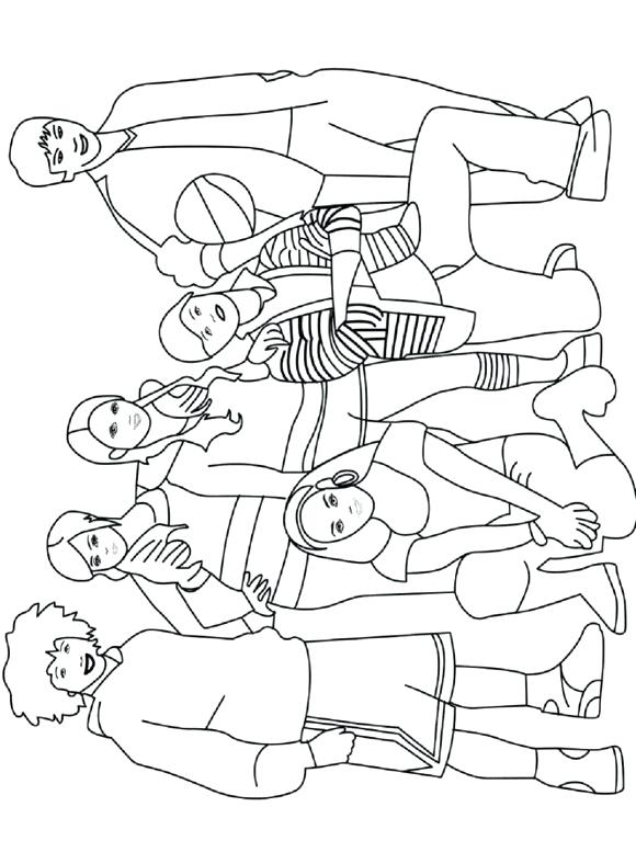 580x777 High School Musical Coloring Pages High School Musical Coloring