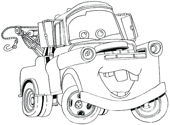 Coloring Pages For Kids Cars And Trucks At Getdrawings Com Free