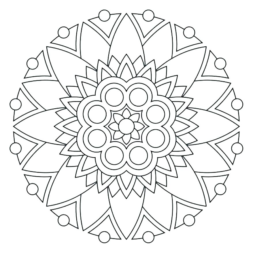Coloring Pages For Kids Easy at GetDrawings.com | Free for ...