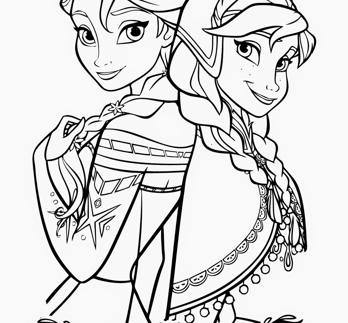 1130x1050 Frozen Coloring Pagestable Impressive Color Book And Of Auto