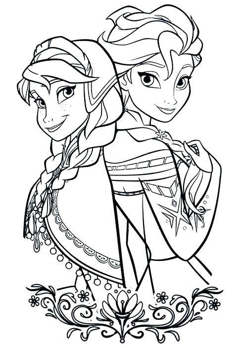 485x704 Frozen Coloring Pages Printable General Queen High Coloring Pages