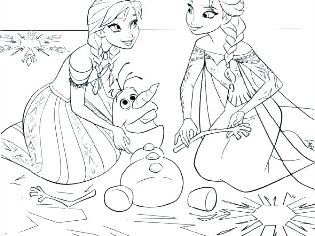 640x480 Print Frozen Coloring Pages Printable Frozen Coloring Book Pages